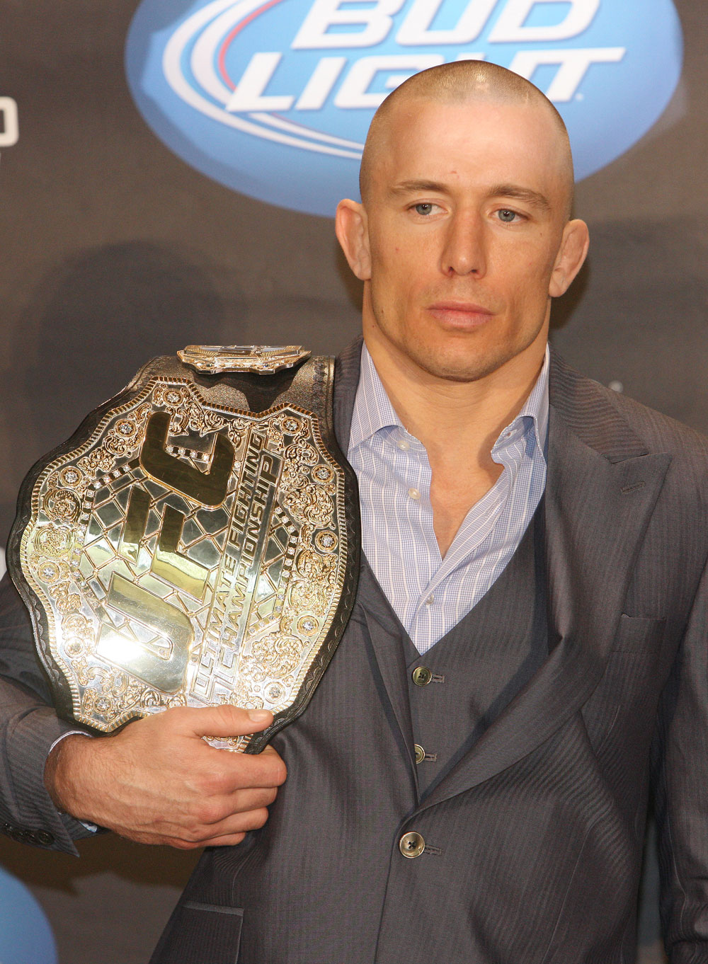 No Cruise Control For Georges St Pierre Ufc 174 News