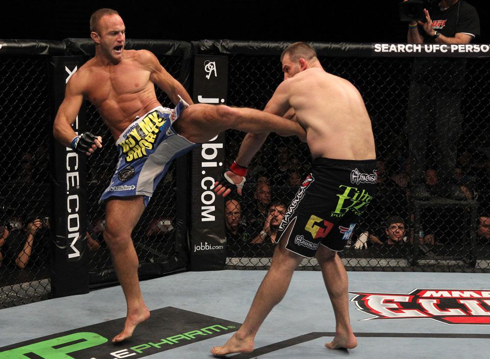 UFC heavyweight Dave Herman