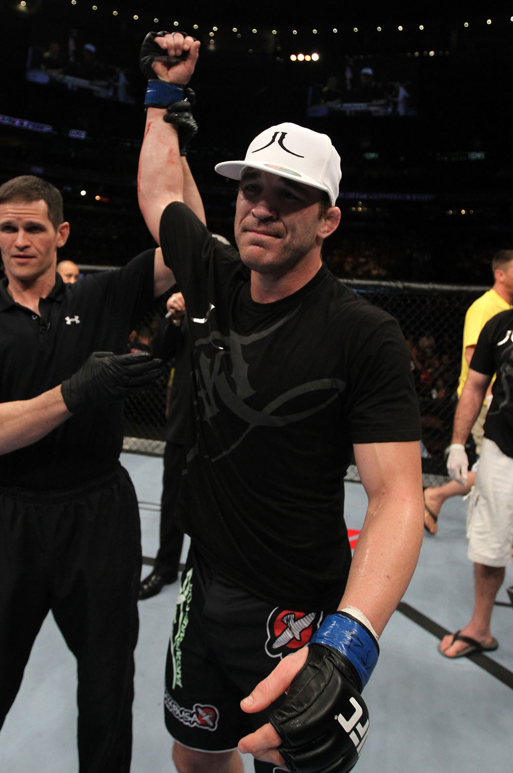 UFC welterweight Brian Ebersole