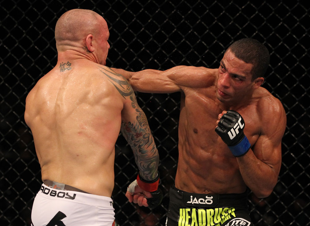 UFC lightweight Edson Barboza