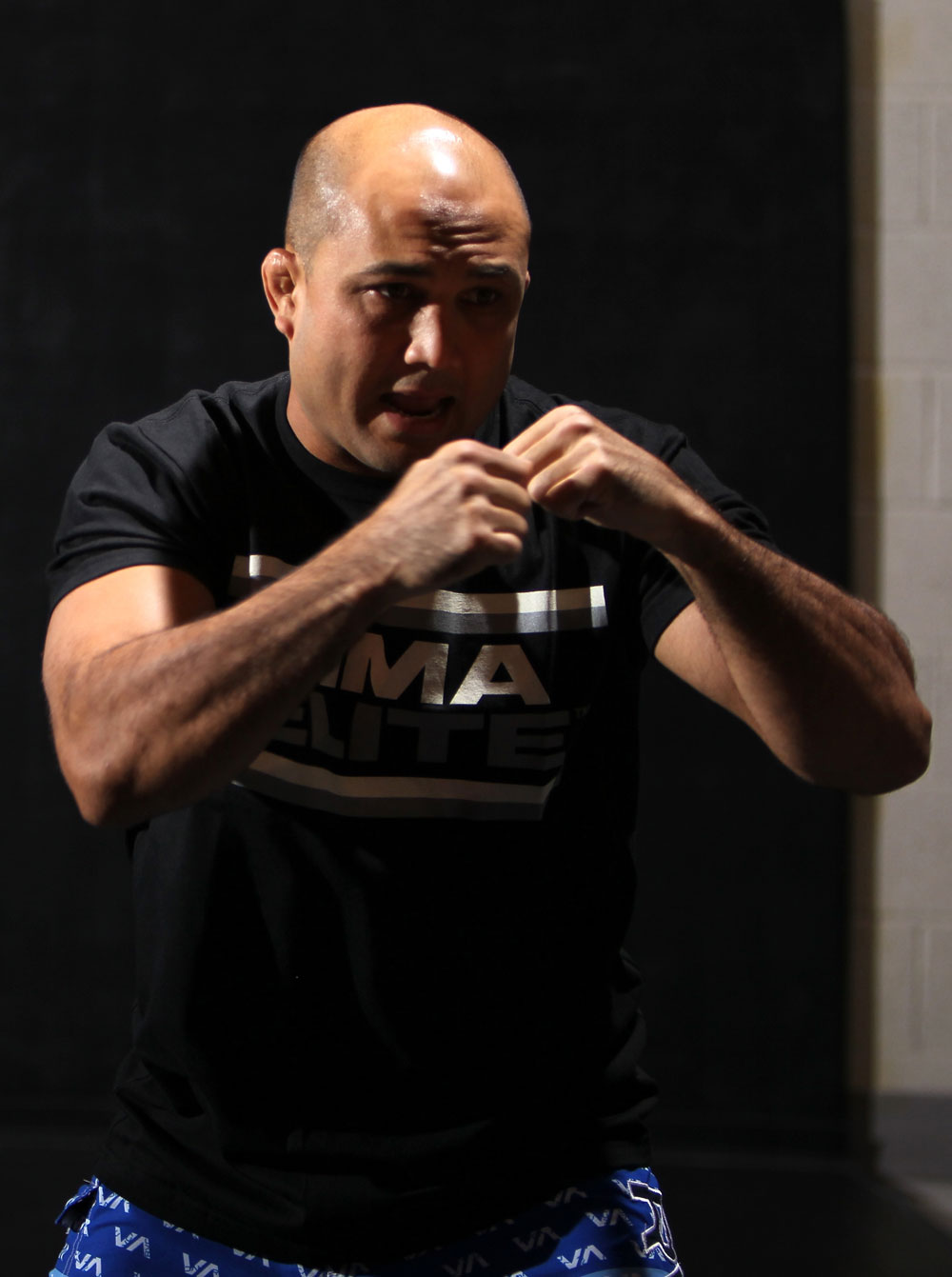 Former two-division UFC champ BJ Penn
