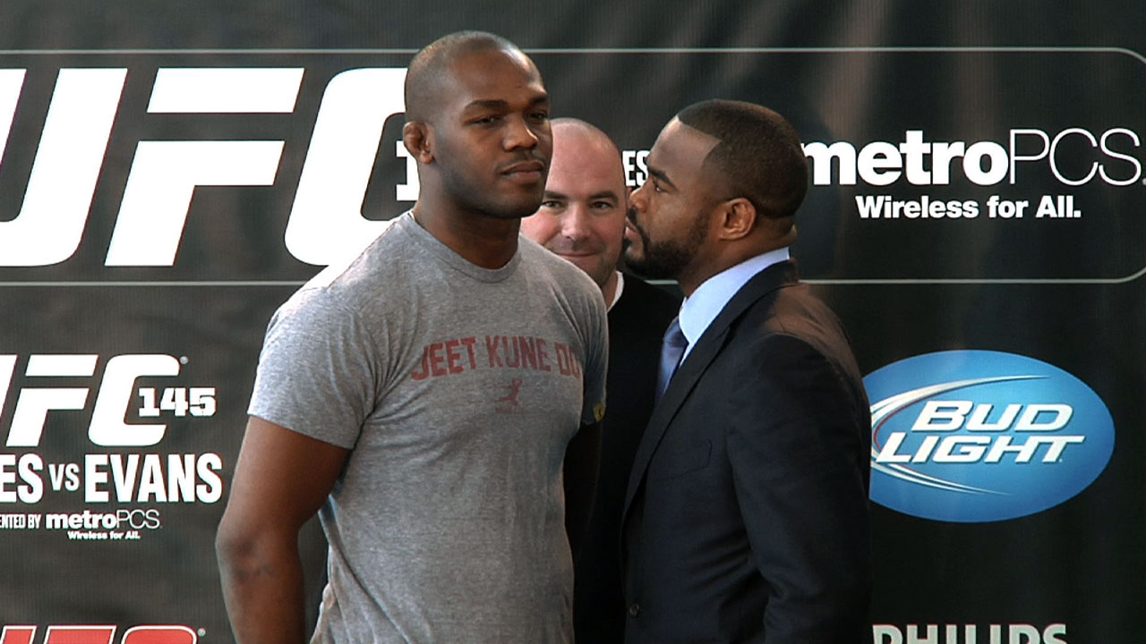 UFC 145 - Jon Jones vs. Rashad Evans