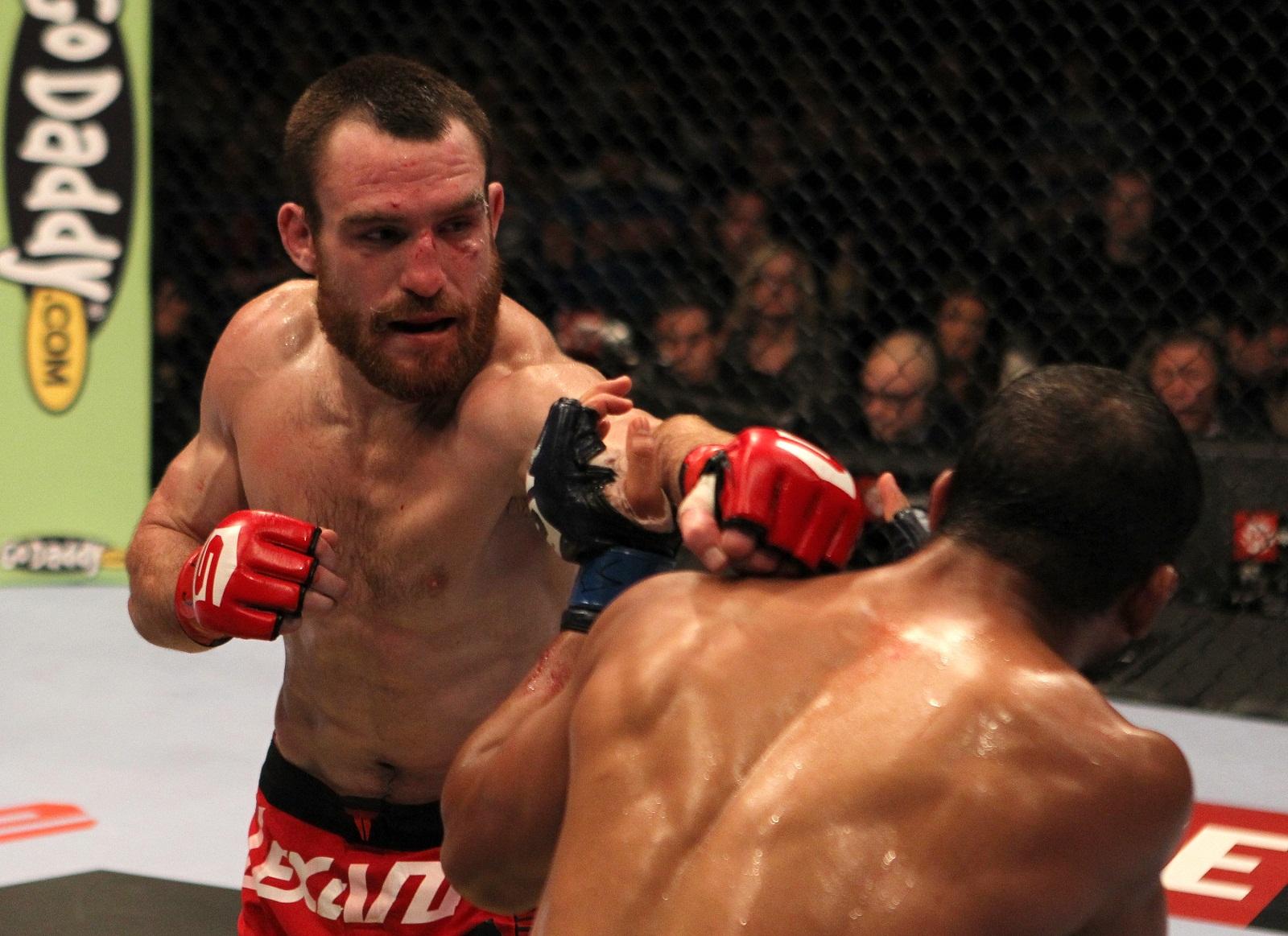Strikeforce lightweight Pat Healy