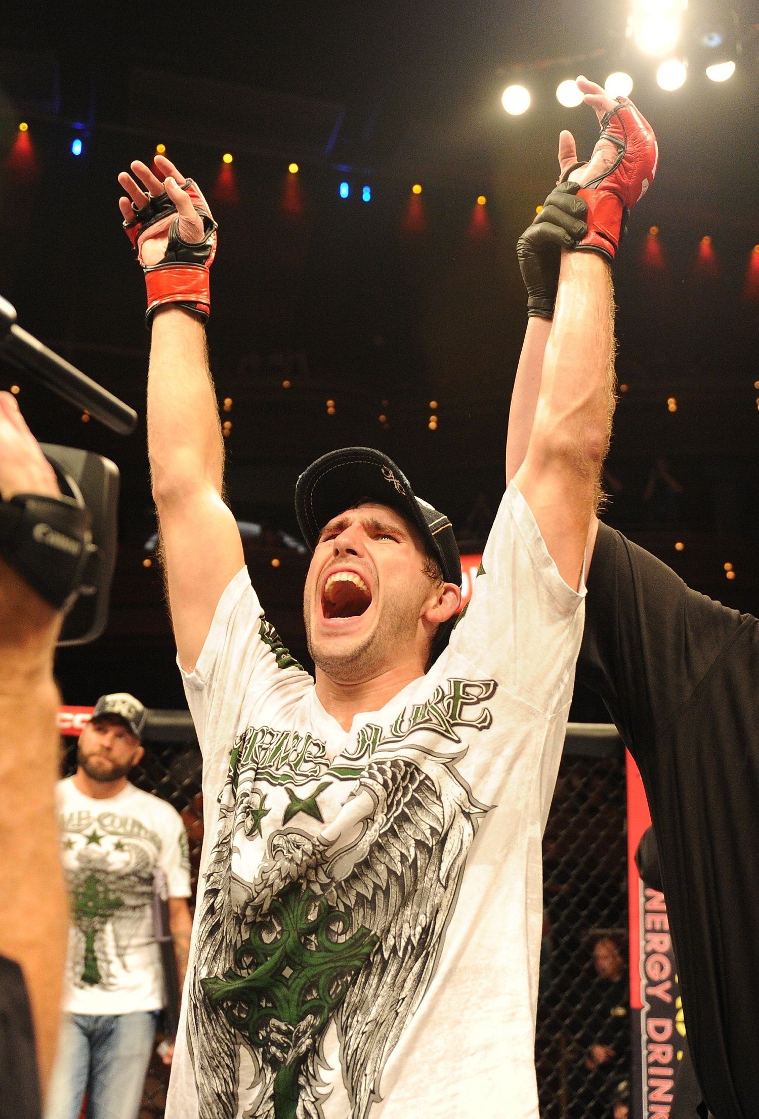 Strikeforce lightweight Ryan Couture