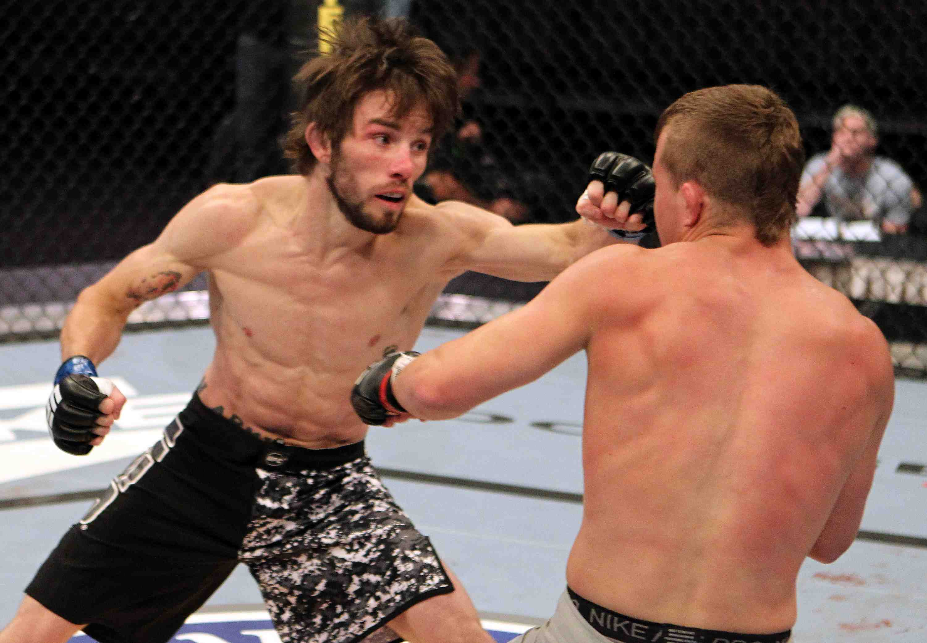 TUF 14's Johnny Bedford