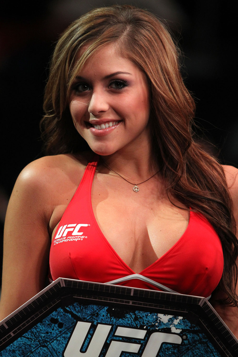 brittney back at ufc 140 - ultimate fighting championship-mobile