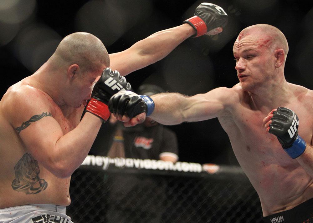 UFC welterweight Martin Kampmann
