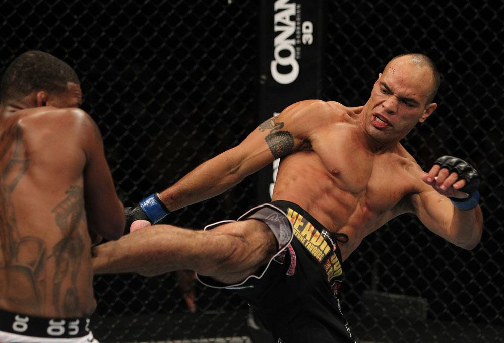 UFC lightweight Edward Faaloloto