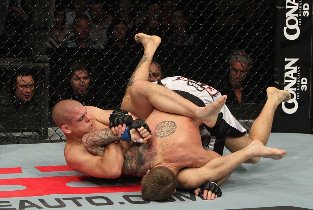 UFC lightweight Joe Lauzon