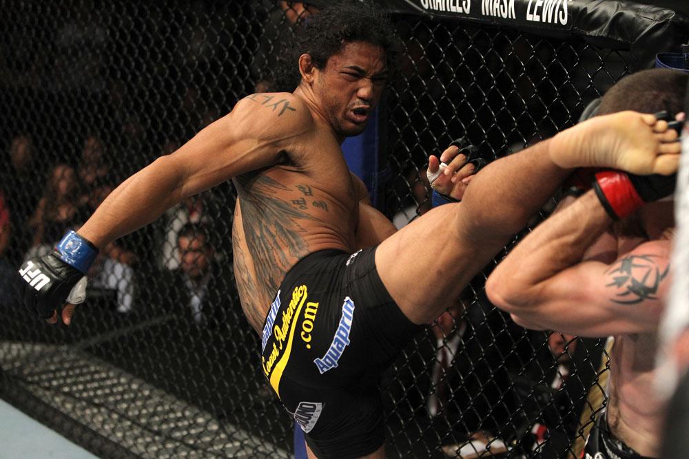UFC lightweight contender Benson Henderson