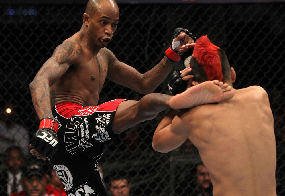 UFC bantamweight Walel Watson