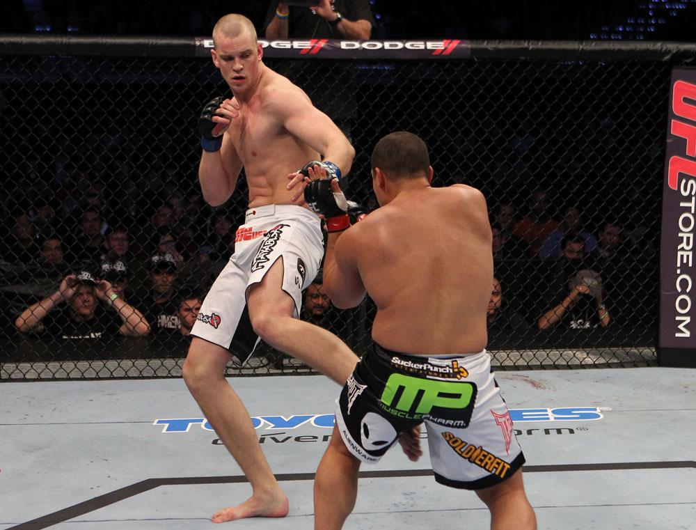UFC heavyweight Stefan Struve