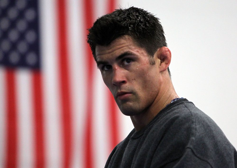 TUF Live coach Dominick Cruz