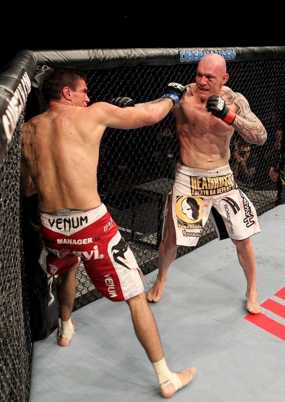 UFC light heavyweight Krzysztof Soszynski