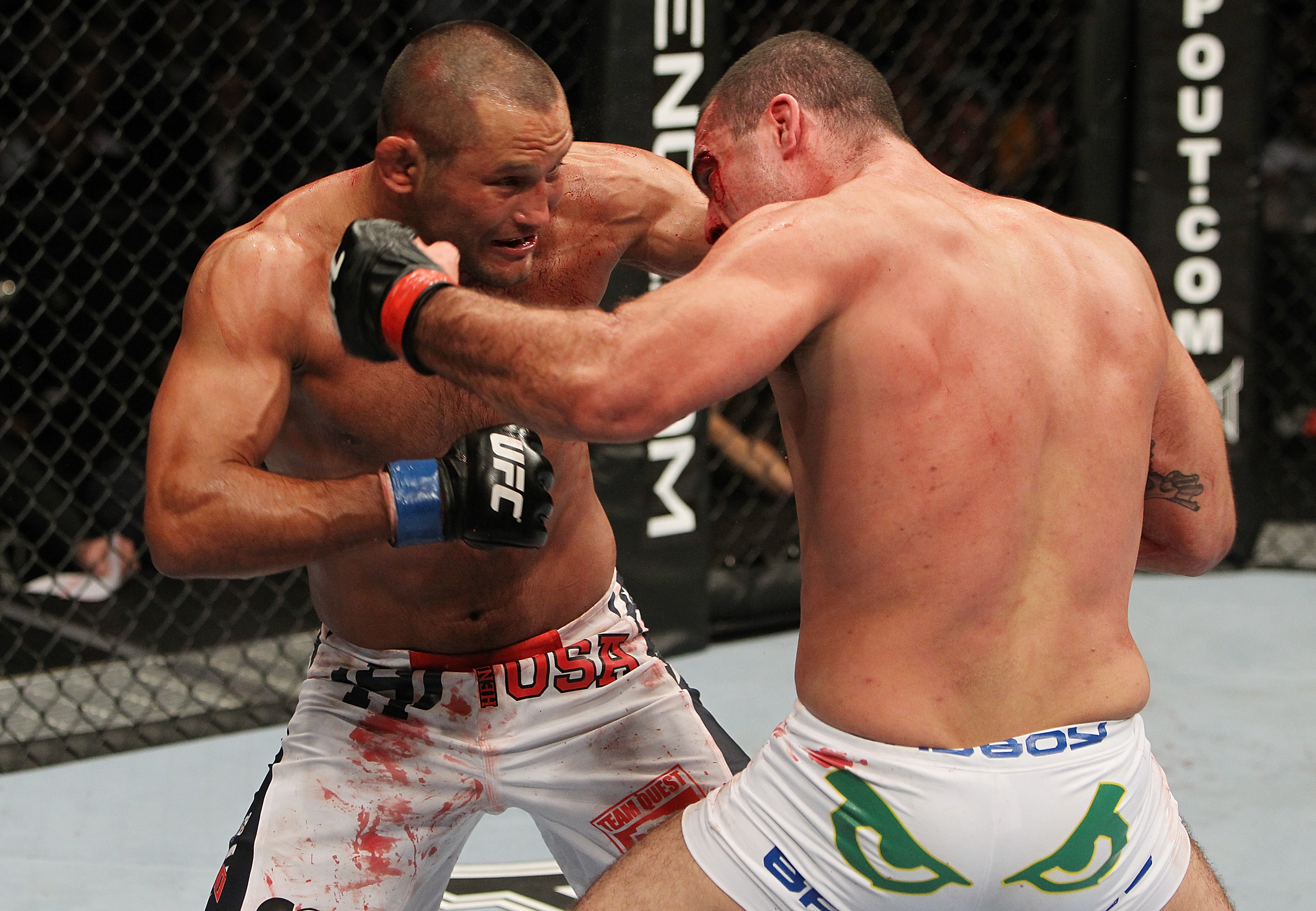 Dan Henderson vs. Mauricio &quot;Shogun&quot; Rua