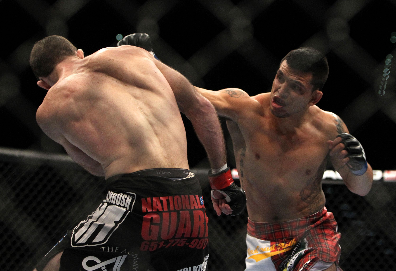 UFC lightweight Efrain Escudero