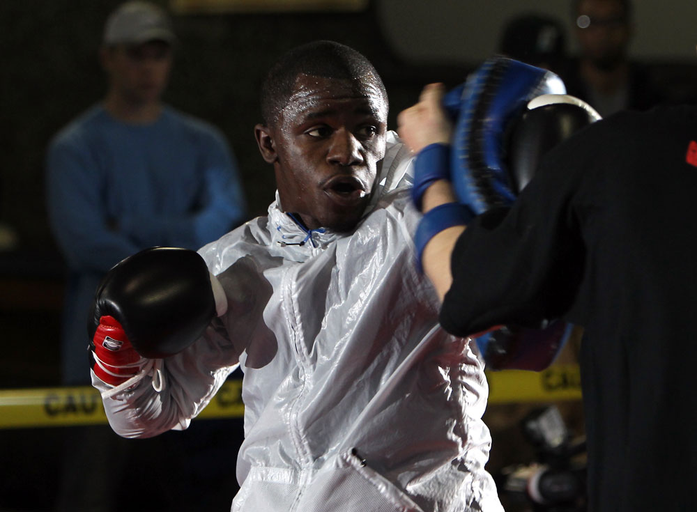 UFC lightweight Melvin Guillard