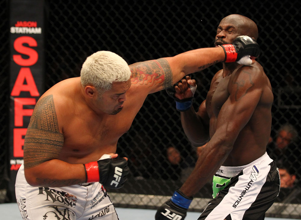 UFC 144 - Hunt vs. Kongo